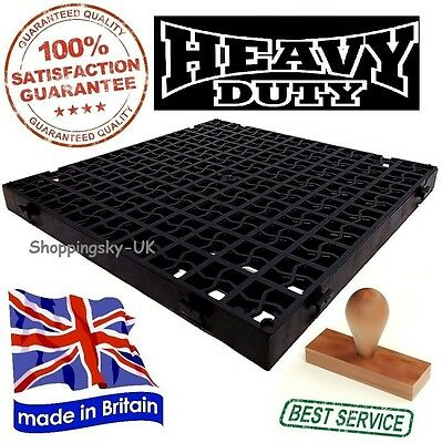 GRASS GRID Paver Shed Base Paving Path Lawn Gravel Protector Drain Top Choice