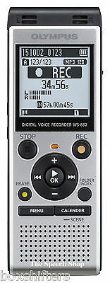 Olympus WS-852 4GB Digital Voice Recorder ***Replaces Olympus WS-832***