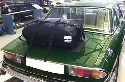 Triumph Stag Luggage Rack Boot Rack Carrier Boot-bag Original