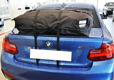 BMW 2 Coupe & Convertible- Roof box,luggage boot rack alternative : Boot-bag