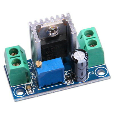 LM317 DC-DC Linear Converter Step Down Low Ripple Module Power Supply