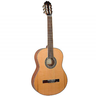 New Antonio Hermosa Ah-10L Left-Handed Classical Acoustic Guitar + Free Shipping