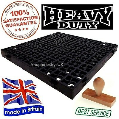 GRASS GRID Paver Shed Base Paving Deck Path Gravel Protector Drain Top Choice