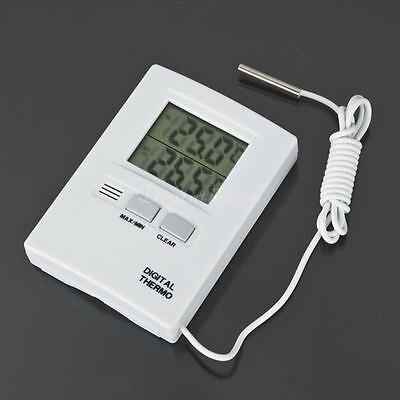 Digital LCD Thermometer Temperature Meter Tester Home Indoor Outdoor E5
