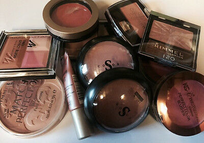 Blusher : Rimmel/ Bourjois / Loreal / Sally Hansen / Revlon / Kg  ~Choose~