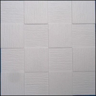 Polystyrene Ceiling Tiles Flame Retardant Fire Resistance Pack Coverage 2M² T138