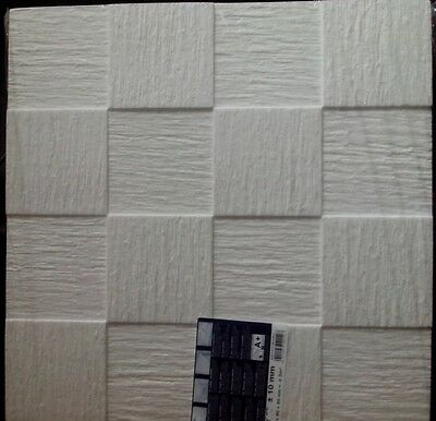 Squares Polystyrene Ceiling Tiles 500mm x 500mm Thickness 10mm Pack Coverage 2M²
