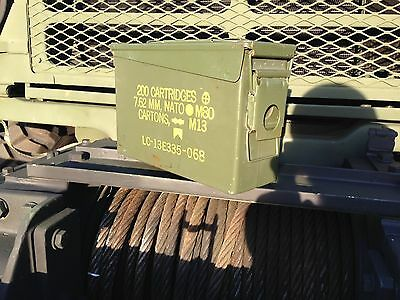 30 .30 Cal M19A1 AMMO CANS BOXES CASES  Good condition