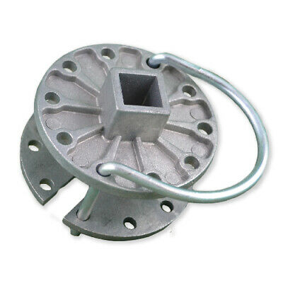 10 X Electric Fence Wheel Strainer