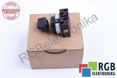 T0-1-102 Art.no. 088709 400/415Vac On-Off-Switch Moeller Id11531