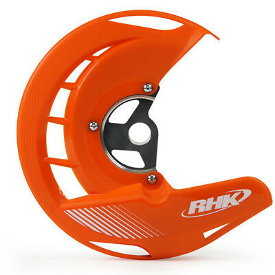 KTM250 SX 2004 - 2014 RHK Front Disc Guard Orange
