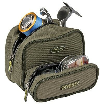Greys Prodigy Reel Bags / Case - 2 Sizes