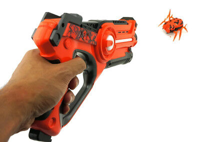 Call of Life Laser Tag Gun with Robotic Alien Bug