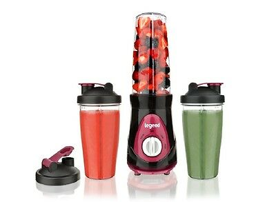 Supper 300W Legend Blend Smoothie Maker Cocktail Protein Shake Blender  EasTo Go