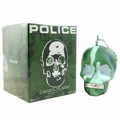 Police to be Camouflage 125 ml Eau de Toilette EDT