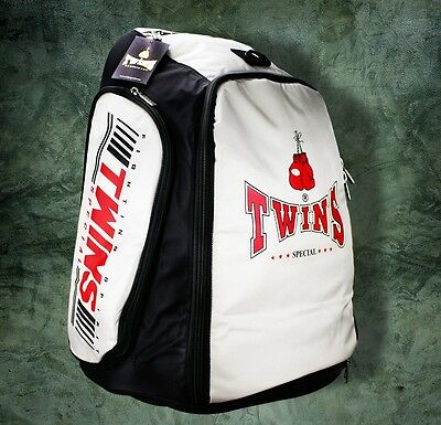 Twins Convertible Backpack Gear Bag Muay Thai Boxing Mma Equipment