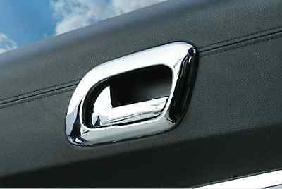 Chrome Interior Door Handle Frame Cover Trims For peugeot 3008 2009-2016
