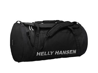 Helly Hansen HH Duffel Bag 2 70L Holdall 68004/990 Black NEW