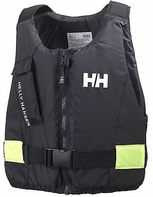 Helly Hansen Rider Buoyancy Vest Ebony NEW