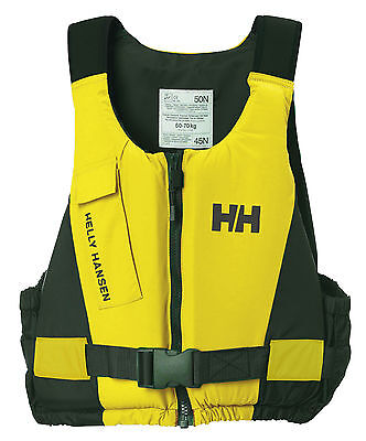 Helly Hansen Rider Buoyancy Vest Yellow NEW