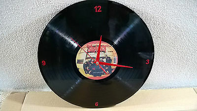 SLIPKNOT Left Behind  VINYL LP  Wall Hanging Clock  Gift/Decoration