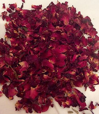Real Petal Vintage Style Rose Biodegradable Confetti 1 Litre 10-12 Guests