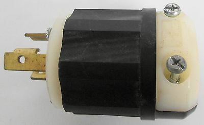 Leviton 2621 L6-30P Locking Plug