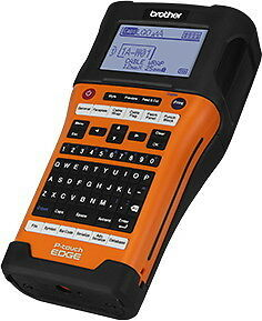 NIB Brother PT-E500 Industrial Handheld with Rechargeable Battery PTE500
