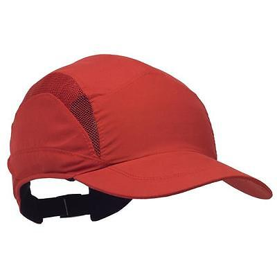 Scott Safety FIRST BASE-3 BUMP CAP Washable Vented Fabric NAVY *Australian Brand