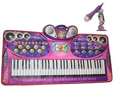 HGL Electronic Keyboard Playmat. Shipping Included