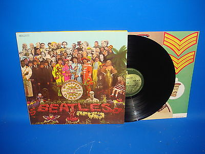 Vinilo The Beatles. Sgt. Pepper's Lonely Hearts Club Band