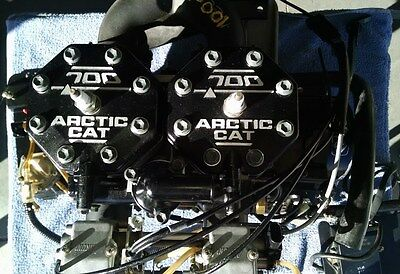 Arctic Cat 700 Complete Motor and PSI Big Bore Kit