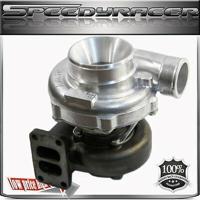 TC T70II Turbo Charger .70 A/R Stage III 500+HP 4 BOLT FLANG