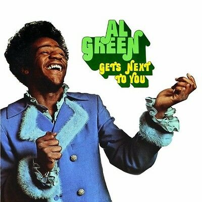 Gets Next To You - GREEN AL [LP]