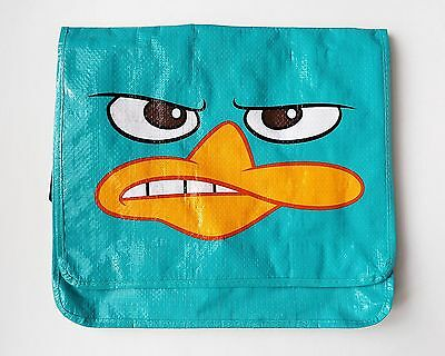 Disney - Phineas and Ferb -  Big Face Perry Messenger Bag