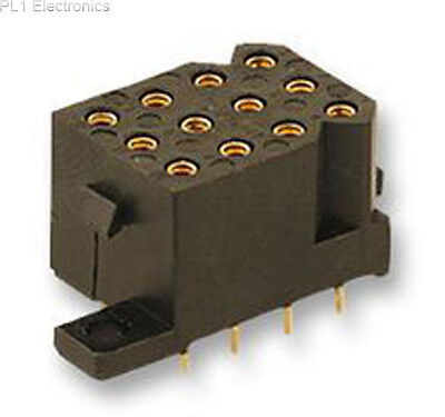 Souriau - Sms18Rdh1 - Socket, Cable, Strain Relief, 18Way