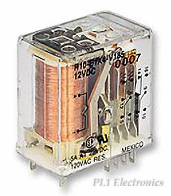 Te Connectivity / Potter & Brumfield   R10-E1X4-V185   Relay, Plug-In, 4Pco, 12V