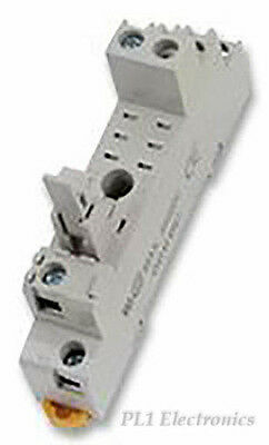 Omron Electronic Components   P2Rf-08-E   Relay Socket, Din, 2 Pole, 5A