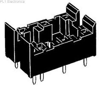 Omron Electronic Components - P6C-08P - Socket, Pcb, G6Ck, Relay