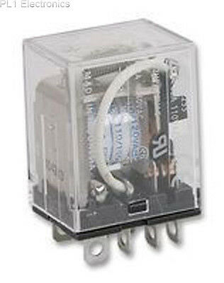 Omron Industrial Automation - Ly2 24Vdc - Relay, Plug-In, Dpco, 24Vdc