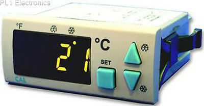 Cal Controls - Edt1411-Ntc-127 - Thermostat, Ntc, Relay, 12Vac/dc