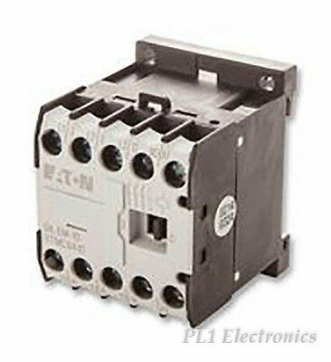 Eaton Moeller   Dilem-10 240Vac   Contactor, 3Pst, 4Kw, 240Vac