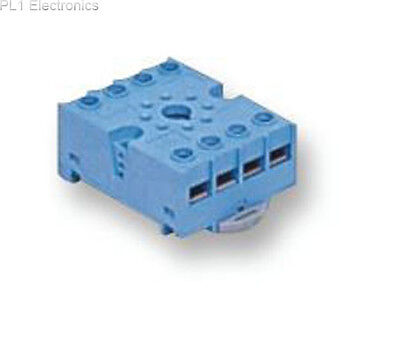 Finder - 90.26Sma - Socket, Din/surface, 8 Pin, Relay
