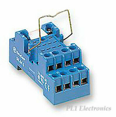 Finder   94.74Sma   Socket Relay, 55.34 Series