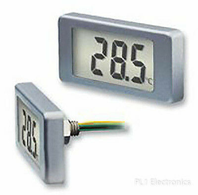 Lascar - Emt 1900 - Dpm, Lcd, 3Digit, Thermometer