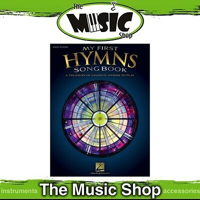 New My First Hymns Music Book for Easy Piano