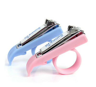1pcs Infant Scissors Manicure Baby Nail Clippers Safety Cutter Care Toddler