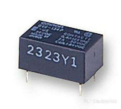 Omron Electronic Components - G6Eu-134P-Us 12Dc - Relay, Sealed, Spdt, Latching,