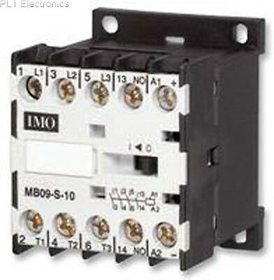 Imo Precision Controls - Mb12-S-10=24 - Contactor, 24 Vdc