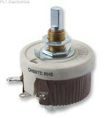 Ohmite - Rhs25Re - Rheostat, Wirewound, 25Ohm, 25W